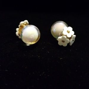 Jewelry - Stylish double sided studs